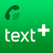 Androidアプリ「textPlus: Free Text & Calls」のアイコン
