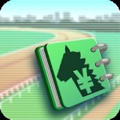 Androidアプリ「計馬帳 - 競馬収支帳」のアイコン