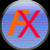Androidアプリ「なんちゃってFX」のアイコン