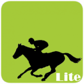 Androidアプリ「けいば収支 Lite」のアイコン