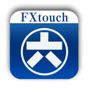 Androidアプリ「FXtouch」のアイコン