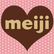 Androidアプリ「明治手作りチョコレシピ」のアイコン