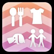 Androidアプリ「こっちナビZERO -目的地まで矢印でご案内!」のアイコン