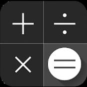 Androidアプリ「電卓-シンプルでスタイリッシュな消費税の計算など無料の計算機【電卓アプリ】」のアイコン