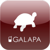 Androidアプリ「GalapaBrowser」のアイコン