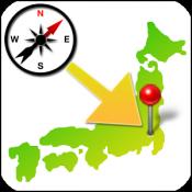 Androidアプリ「矢印ナビ」のアイコン