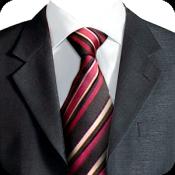 Androidアプリ「How to Tie a Tie(ハウトゥータイ・ア・タイ)」のアイコン