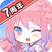Androidアプリ「フェアリードール[無料で遊べる妖精育成着せ替えゲーム]」のアイコン