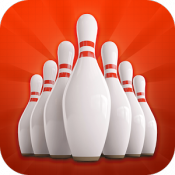 Androidアプリ「Bowling 3D Extreme FREE」のアイコン