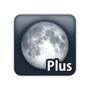 Androidアプリ「シンプル月齢ウィジェット Plus」のアイコン