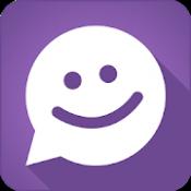 Androidアプリ「MeetMe:ビデオでチャット。新しい人との出会い!」のアイコン