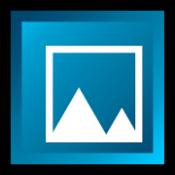 Androidアプリ「写真リサイズ Photo Resizer」のアイコン