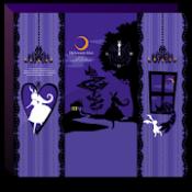 Androidアプリ「影の国のアリス [チェシャ猫] - Free」のアイコン
