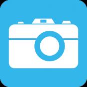 Androidアプリ「[超高画質]無音カメラ」のアイコン