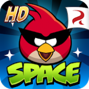 Androidアプリ「Angry Birds Space HD」のアイコン