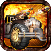 Androidアプリ「Steampunk Racing 3D」のアイコン