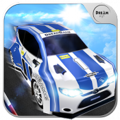 Androidアプリ「Racing Ultimate Free」のアイコン