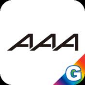 Androidアプリ「AAA オフィシャル G-APP」のアイコン