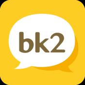 Androidアプリ「趣味で出会える大人のコミュニティbk2」のアイコン