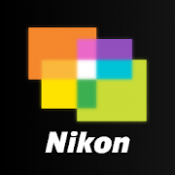 Androidアプリ「NIKON IMAGE SPACE」のアイコン