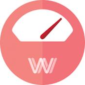 Androidアプリ「体重戦争:ダイエットヘルパー」のアイコン