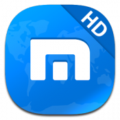 Androidアプリ「Maxthon Browser for Tablet」のアイコン