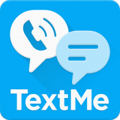 Androidアプリ「Text Me - Free Texting & Calls」のアイコン