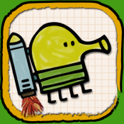 Androidアプリ「Doodle Jump」のアイコン