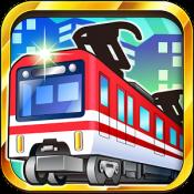 Androidアプリ「トレインシティ![登録不要の電車&街作りゲーム]」のアイコン