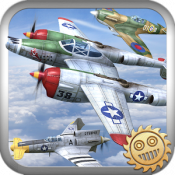 Androidアプリ「iFighter 1945」のアイコン