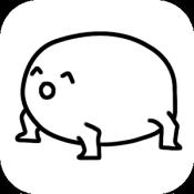 Androidアプリ「┌(┌ ^o^)┐<ホモォいじり」のアイコン