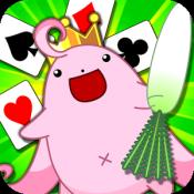 Androidアプリ「ソリティア BATTLE KING」のアイコン