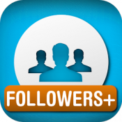 Androidアプリ「Followers+ for Twitter」のアイコン