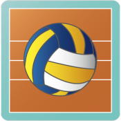Androidアプリ「Volleyball Board」のアイコン