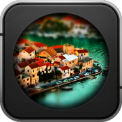 Androidアプリ「Awesome Miniature - Tilt Shift」のアイコン