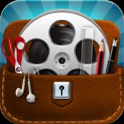 Androidアプリ「ビデオエディタ」のアイコン