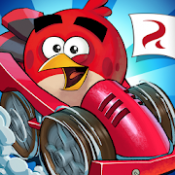 Androidアプリ「Angry Birds Go!」のアイコン