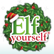 Androidアプリ「ElfYourself® By Office Depot」のアイコン