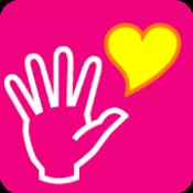 Androidアプリ「手話ステーション」のアイコン