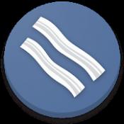 Androidアプリ「BaconReader Premium for Reddit」のアイコン
