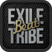 Androidアプリ「EXILE TRIBE BEAT」のアイコン