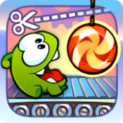 Androidアプリ「Cut the Rope GOLD」のアイコン