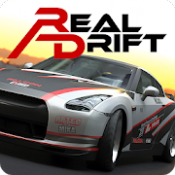 Androidアプリ「Real Drift Car Racing Lite」のアイコン