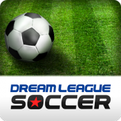 Androidアプリ「Dream League Soccer」のアイコン