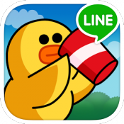 Androidアプリ「LINE Party Run」のアイコン