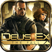 Androidアプリ「Deus Ex: The Fall」のアイコン