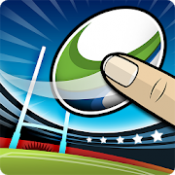 Androidアプリ「Flick Nations Rugby」のアイコン