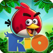 Androidアプリ「Angry Birds Rio」のアイコン