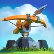Androidアプリ「Toy Defense Fantasy — タワーディフェンス」のアイコン