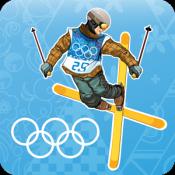 Androidアプリ「Sochi 2014: Ski Slopestyle」のアイコン